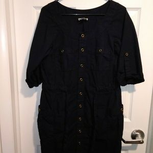 Dresses & Skirts - Ann Taylor Loft cotton fabric stylish dress (B50)